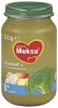 Nutricia Muksu Овощи, брокколи, куриная грудка, с 8 мес., 200 гр