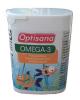 Optisana Omega-3 Фруктовые жевательные капсулы (рыбий жир), 30 к