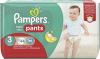 Pampers 3 Baby Dry Pants, 44 шт (6-11 кг)