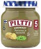 Piltti Ensimaut Картофель и горох, с 5 мес., 125 гр - Piltti Ensimaut Картофель и горох, 125 гр. Для детей от 5 месяцев.