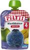 Piltti Пюре (яблоко, банан, черника), с 4 мес., 90 гр