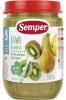 Semper киви, яблоко, груша, с 8 мес., 190 гр.