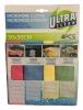ULTRA Clean Салфетки для уборки 30x30 см из микроволокна, 4 шт