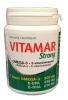 Vitamar Strong Омега-3 + витамин Е, 80 капс - Сильные капсулы Vitamar Strong, содержащие рыбий жир, 80 капсул. Одна капсула содержит 600 мг омега-3 кислоты, из которых 330 мг ЕРА и 210 мг DHA.
