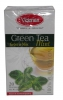 Victorian Чай зеленый с мятой, 20 пак. - Чай Victorian Green Tea Mint, 20 пак.
