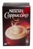 NESCAFE Кофе Капучино, 10 пак. - Кофе растворимый NESCAFE CAPPUCCINO, дозированный в пакетиках, на 10 чашек, вес 125 гр.