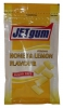 Jet gum жевательная резинка мед и лимон, 45 гр