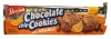 Bergen Cookies Печенье с шоколадом и апельсином, 135 гр