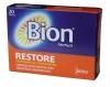 Bion Immun RESTORE комплекс витаминов С, 20 таблеток