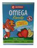 Bioteekin Omega Junior Рыбий жир клубника, лимон, 54 шт.