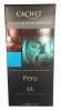 Cachet Peru Темный шоколад 64%, 100 гр