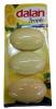 DALAN Trophy Мыло лимон, 3 шт х 90 гр