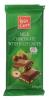 Fin Carre Шоколад молочный с лесными орехами, 100 гр