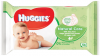 Huggies Natural Care Салфетки очищающие, 56 шт