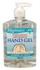 Hygienics Гель для рук антибактериальный, 500 мл