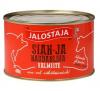 Jalostaja Тушёная свинина и говядина, 400 гр.