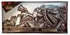 KALEV Шоколад молочный с миндалём, 300 гр.