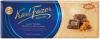KarlFazer Шоколад молочный с соленой ириской, 200 гр