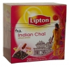 Lipton Чай чёрный (яблоко, корица, имбирь, ваниль), 20 шт