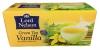 Lord Nelson Чай зеленый с ароматом ванили, 25 шт.