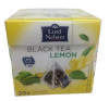 Lord Nelson Чай черный лимон, 20 пир.