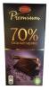 Marabou Premium Шоколад темный 70% со вкусом соленой лакрицы, 10
