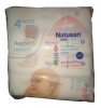 Natusan Baby Салфетки влажные, 4х64 шт