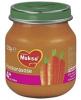Nutricia Muksu морковь, 125 гр., с 4 х мес.