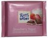 Ritter Sport Шоколад с клубничным йогуртом, 100 гр