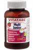 Vitatabs Multi Junior Жевательные мультивитамины, 60 шт.