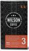 Wilson Coffee Кофе молотый (обжарка №3), 500 гр