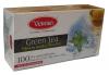Victorian Чай зеленый с ментолом, 100 пак.