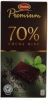 Marabou Premium 70 % Шоколад (ментол), 100 гр